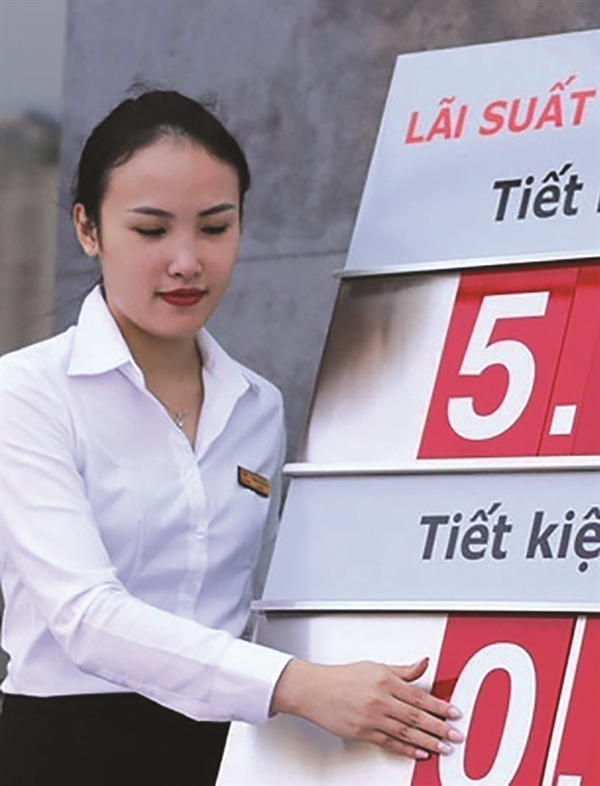 Tăng trưởng tín dụng sẽ tăng lên mức 12-13% cùng với sự cải thiện của niềm tin kinh doanh và các hoạt động kinh tế.
