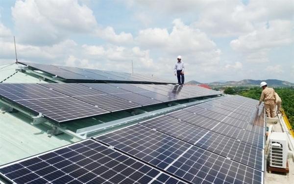 Super Energy mua 4 dự án điện mặt trời Việt Nam. Ảnh:nongnghiep