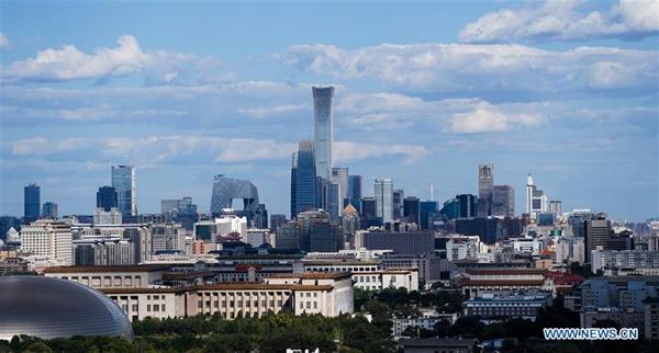 Vốn nước ngoài đổ vào bất động sản thương mại Bắc Kinh. Ảnh: www.news.cn.