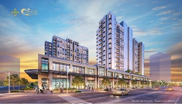 """Tọa lạc ngay vị trí khu trung tâm thương mại tài chính CBD Nam Sài Gòn, Cardinal Court sở hữu vị trí chiến lược cùng nhiều định chuẩn mới về dòng căn hộ cao cấp nhất, hứa hẹn sẽ tạo hiệu ứng """"bùng nổ"""" thời gian tới."""