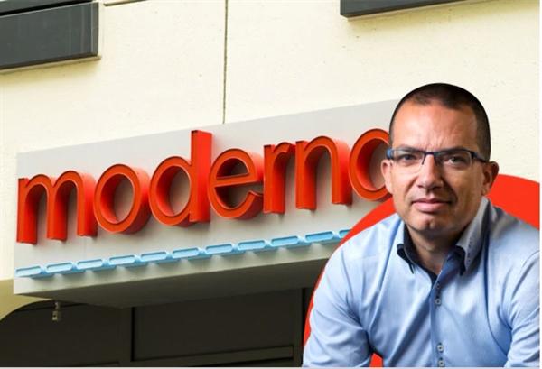 """Giám đốc điều hành Stéphane Bancel của Moderna cho biết: công ty đang chuẩn bị cho """"tình huống xấu nhất"""". Ảnh: Business Today."""
