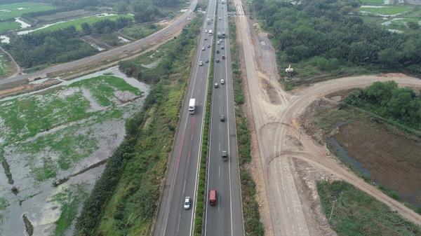 Các tuyến đường giao thông tạo đà cho thị trường bất động sản Nhơn Trạch phát triển
