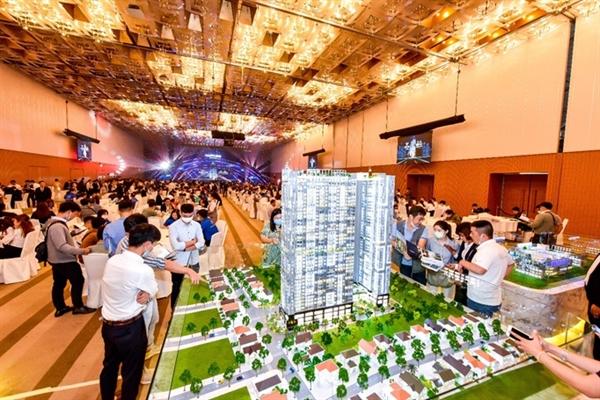 Ngày 23.1.2021, Vạn Xuân Group đã tổ chức thành công sự kiện Lễ công bố dự án HAPPY ONE – Central được đông đảo khách hàng đón nhận.