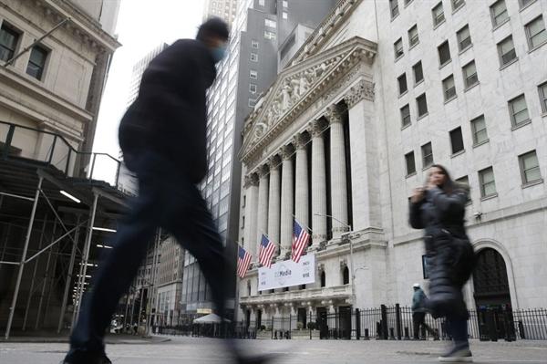 Văn phòng Ngân sách Quốc hội phi đảng phái cho biết trong một phân tích mới hôm thứ Hai rằng nền kinh tế Mỹ sẽ trở lại mức trước đại dịch vào khoảng giữa năm 2021. Ảnh: UPI.