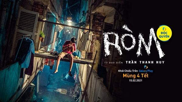 """""""Ròm"""", bộ phim đình đám thắng giải Busan của Đạo diễn Trần Thanh Huy."""