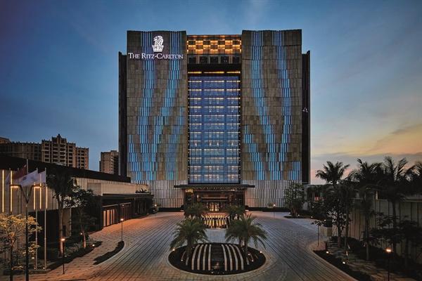 Một dự án mang thương hiệu Ritz Carlton trên thế giới.