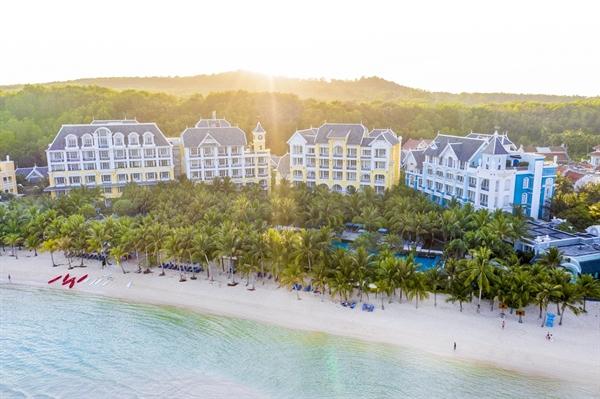 JW Marriott Phu Quoc Emerald Bay.