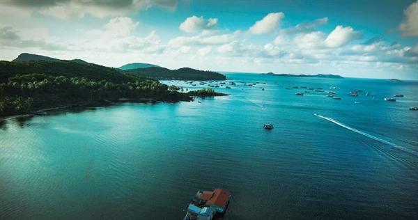 Phú Quốc được thiên nhiên ưu đãi nhiều điều kiện lý tưởng.