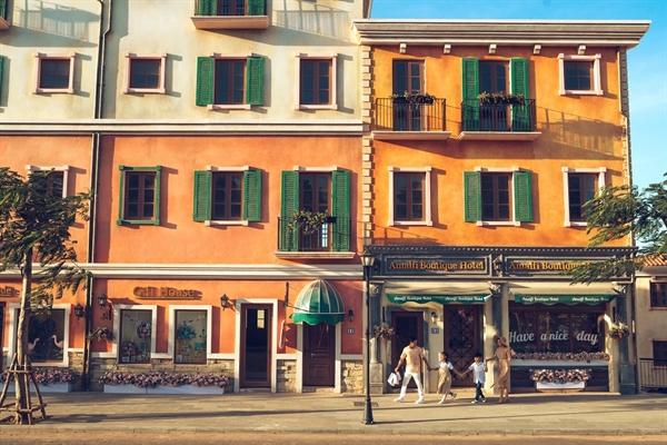 Thị trấn Địa Trung Hải Sun Primier Village Primavera.