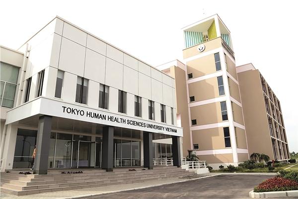 Đại học Y khoa Tokyo Việt Nam tại Ecopark, Hà Nội.