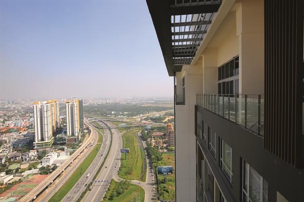 TP.HCM được kỳ vọng đón nhận khoảng 17.500 căn hộ từ các dự án mới ở các quận ven thành phố. Ảnh: Thiên Ân