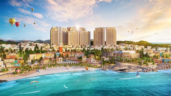 Sun Grand City Hillside Residence được kỳ vọng là dấu ấn khởi đầu cho thành phố Phú Quốc hiện đại, sáng rực rỡ bên bờ biển.