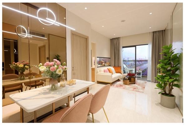 Theo DHA Corp, khách hàng đầu tư căn hộ tại D-Aqua sẽ được hưởng tổng mức ưu đãi lên đến 21%.