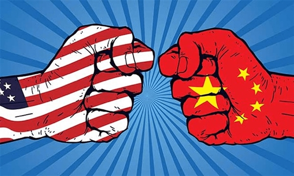 Đông Nam Á sẽ phải đối mặt với áp lực hơn bao giờ hết khi đứng về phía siêu cường khi đại dịch cuối cùng cũng qua đi. Ảnh: AFP.