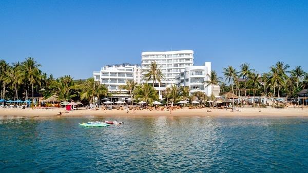 Sunset Beach Resort & Spa – điểm dừng chân không thể bỏ lỡ nằm trong khu vực trung tâm Dương Đông, thành phố Phú Quốc. Ảnh: TL.