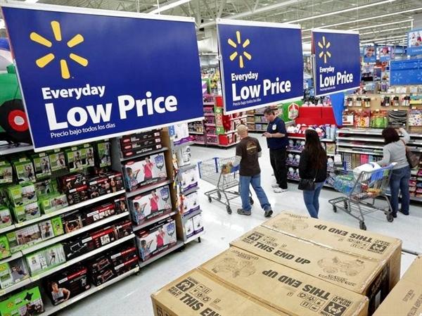 Hồi tháng 1, Walmart đã hợp tác với công ty đầu tư mạo hiểm Ribbit Capital thành lập một công ty mới. Ảnh: Reuters.
