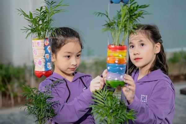 Greenfield School sẽ phát triển hệ thống trường học liên cấp song ngữ từ Lớp 1 đến Lớp 12 tại Khu đô thị Gem Sky World nhằm đáp ứng nhu cầu học tập của gần 5.000 học sinh.