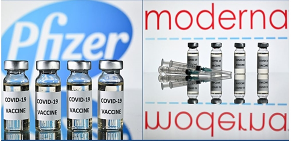 Đây là những vaccine đạt hiệu quả cao nhưng Trung Quốc từ chối sử dụng. Ảnh: ORF.
