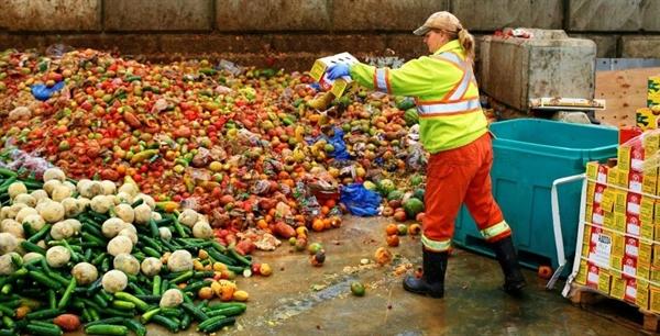 Theo Tổ chức Nông Lương Liên Hợp Quốc, trong khi người Mỹ tiêu tốn 1.50.000 tấn thực phẩm mỗi ngày, thì gần 795 triệu người phải đi ngủ với cơn đói. Ảnh: India Times.