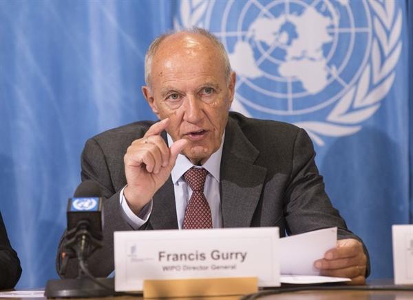 """Cựu Tổng giám đốc WIPO Francis Gurry nói rằng: """"Thành công của Trung Quốc là nhờ vào một chiến lược rất có cân nhắc của giới lãnh đạo Trung Quốc nhằm thúc đẩy đổi mới và đưa đất nước trở thành một quốc gia có nền kinh tế hoạt động ở mức giá trị cao hơn"""". Ảnh: China Daily."""