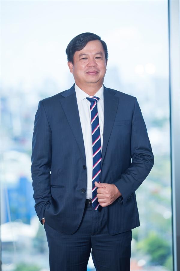 Ông Võ Hoàng Lâm, Phó Tổng Giám đốc Coteccons.