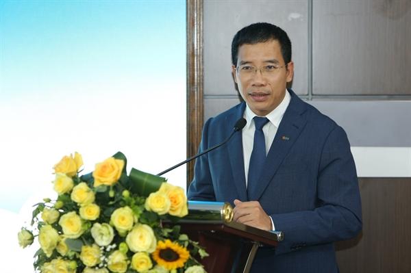 Ông Lưu Trung Thái, Phó Chủ tịch HĐQT, Tổng Giám đốc MB khẳng định hợp tác giữa MB và VNA sẽ mang đến giá trị gia tăng cho khách hàng