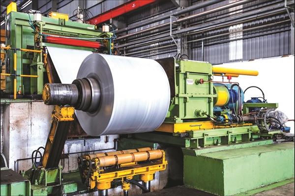 các doanh nghiệp ngành thép có thể ghi nhận thêm một khoản lợi nhuận lớn từ hàng tồn kho khi giá ghi nhận từ các quý trước đây thấp hơn so với quý hiện tại.