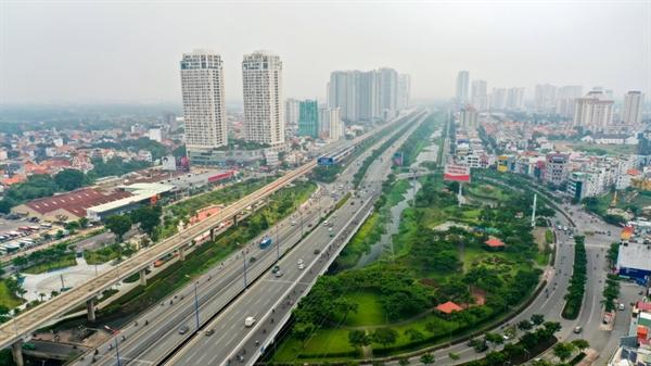 Phường Thảo Điền, quận 2 tập trung nhiều dự án căn hộ cao cấp. Ảnh: Zing.vn