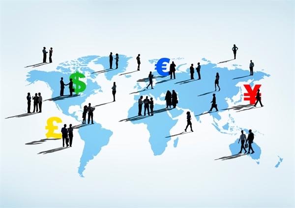 Các công ty Mỹ và châu Âu tiếp tục tạo nên phần lớn các thương vụ M&A. Ảnh: TechCrunch.