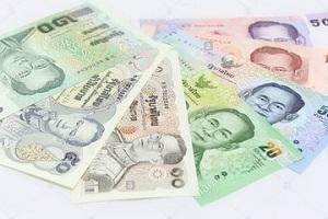 Sự mất giá của đồng baht cũng đến từ nền tảng yếu kém của nền kinh tế Thái Lan. Ảnh: TL.