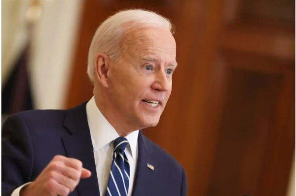 Tổng thống Joe Biden dường như ủng hộ một cuộc cạnh tranh chiến lược để vượt trội hơn là làm suy yếu đối thủ.  Ảnh: Bloomberg.