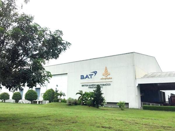 Nhà máy liên doanh thuốc lá BAT-Vinataba tại Biên Hòa, T. Đồng Nai cũng triển khai một loạt các sáng kiến khác nhau ngay trong hoạt động sản xuất tại nhà máy.