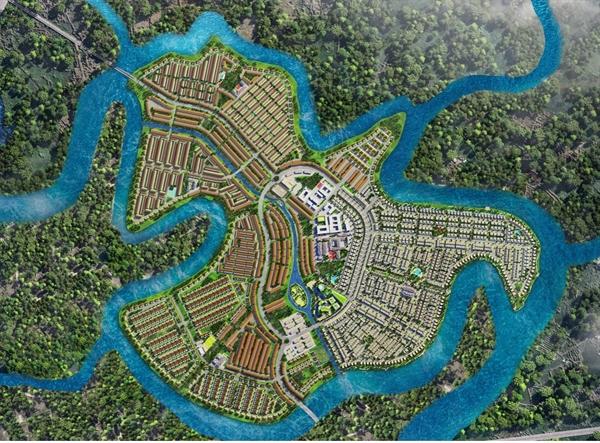 Giai đoạn đầu Hợp tác chiến lược, VietinBank cung cấp dịch vụ cho vay mua nhà tại Dự án Khu đô thị sinh thái thông minh Aqua City (Đồng Nai).