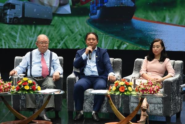 Trung tâm Logistics đầu tiên xuất khẩu nông sản sẽ giúp Việt Nam tiến xa