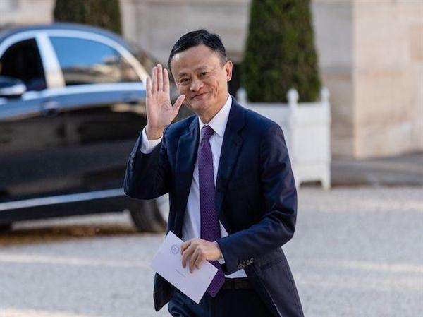 Tỉ phú Jack Ma hiện là người giàu thứ 3 Trung Quốc sau tỉ phú Zhong Shanshan của công ty nước đóng chai Nongfu Spring và nhà sáng lập Pony Ma của Tencent Holdings. Ảnh: Business Standard.