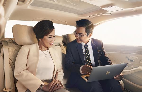 Người giàu luôn bận rộn và cần một nơi uy tín giúp họ quản lý tài sản.