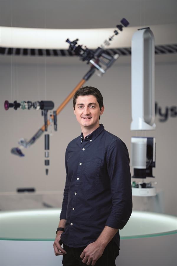 ông Scott Maguire, Giám đốc Điều hành toàn cầu của Dyson