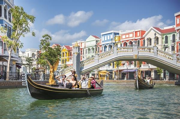 Hệ thống resort và khách sạn nghỉ dưỡng Vinpearl đáp ứng đa dạng các nhu cầu lưu trú. Ảnh: TL.