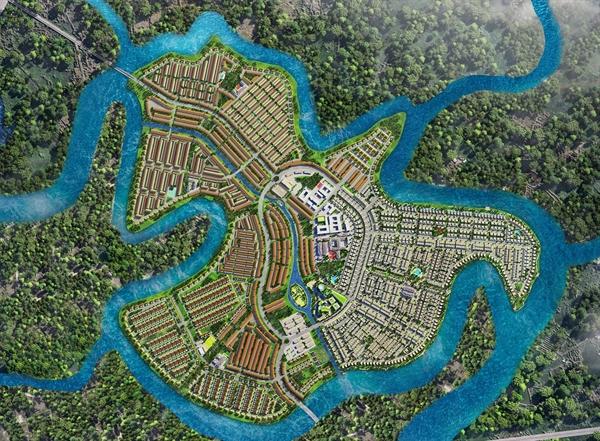 Với lợi thế về mọi mặt, đô thị đảo Phượng Hoàng được giới đầu tư đánh giá cao tiềm năng sinh lời.