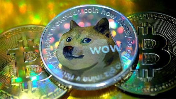 Tính đến ngày 20.4, Dogecoin có tổng vốn hóa thị trường là 50 tỉ USD - ngang bằng với Ford Motors hoặc Volvo. Ảnh: Forbes.