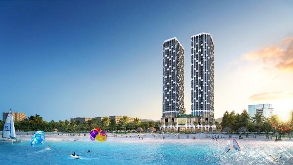Dự án Asiana Đà Nẵng sở hữu thiết kế độc đáo và tầm nhìn trực diện Vịnh Đà Nẵng