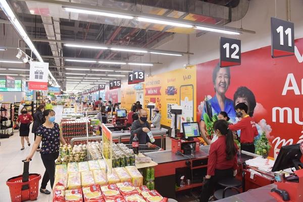 các nhà bán lẻ khác tại Việt Nam cũng công bố đầu tư mạnh cho kênh online.