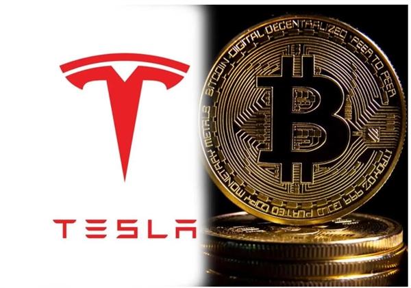 Công ty ô tô điện đã thông báo bắt đầu chấp nhận thanh toán bằng Bitcoin từ tháng 2.2021. Ảnh: TL.