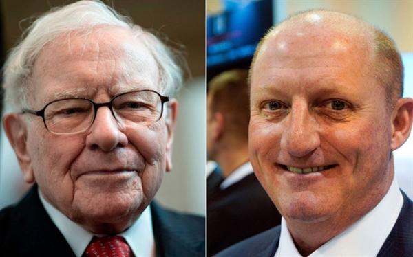 Người kế nhiệm của tỉ phú Warren E. Buffett là ông Gregory E. Abel. Ảnh: FOX Business.