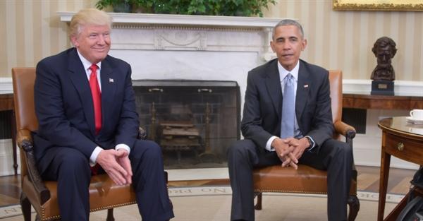 Chỉ trong 3 năm, gia đình ông Trump đã đi nhiều hơn trên các chuyến bay do nhà nước tài trợ so với toàn bộ gia đình của Tổng thống Barack Obama đi du lịch trong 7 năm. Ảnh: Law & Crime.