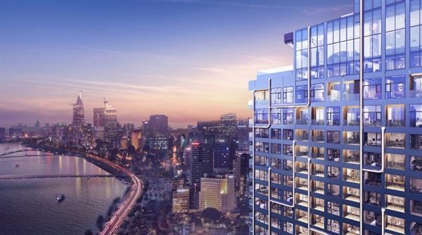 Dự án Grand Marina là dự án bất động sản hàng hiệu đầu tiên tại Việt Nam của thương hiệu Marriott năm trong khu vực trung tâm