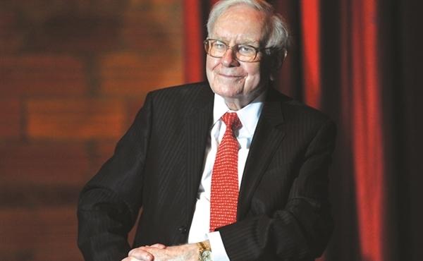 Nhà đầu tư tỉ phú Warren Buffett. Ảnh: CNBC.