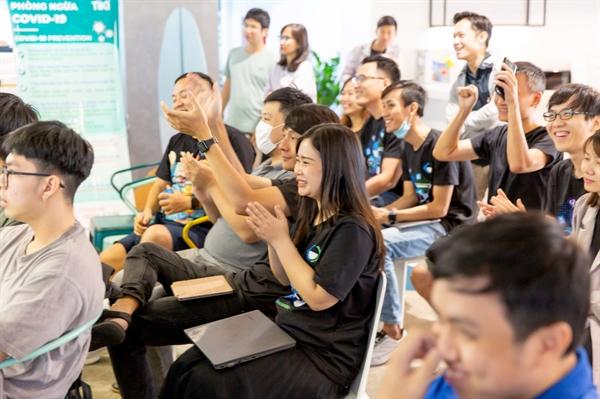 Tiki là một công ty công nghệ với phần đông nhân viên thuộc nhóm