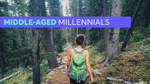 Thế hệ millennials: những người sinh trong giai đoạn 1980 - 1996. Ảnh: CNBC.