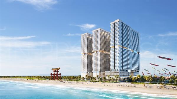Khu đô thị Takashi Ocean Suite Kỳ Co tại Khu kinh tế Nhơn Hội sắp ra mắt 3 block phân khu Sapporo